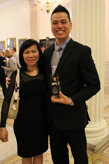 Cậu học trò Việt với thành tích cực khủng tại Mỹ